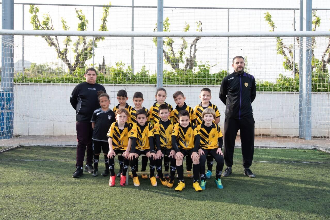 Prebenjamin - RCD Espanyol