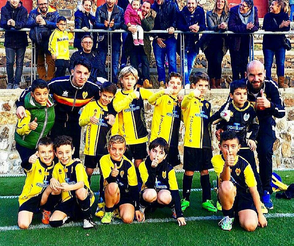 Prebenjamín A - At. Sant Just