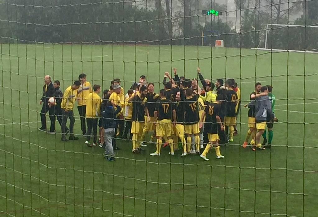 St. Andreu 1 - Amateur 2