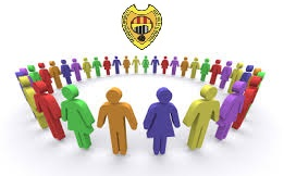 Asamblea de socios.