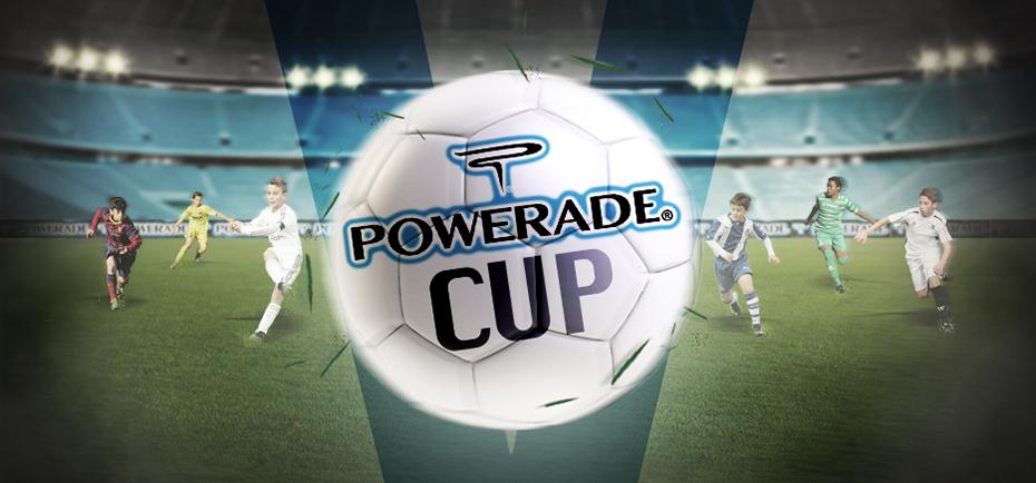 "L'Aleví ""A"" a la Powerade Cup"