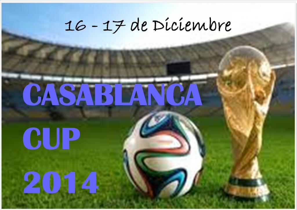 Casablanca Cup 2014