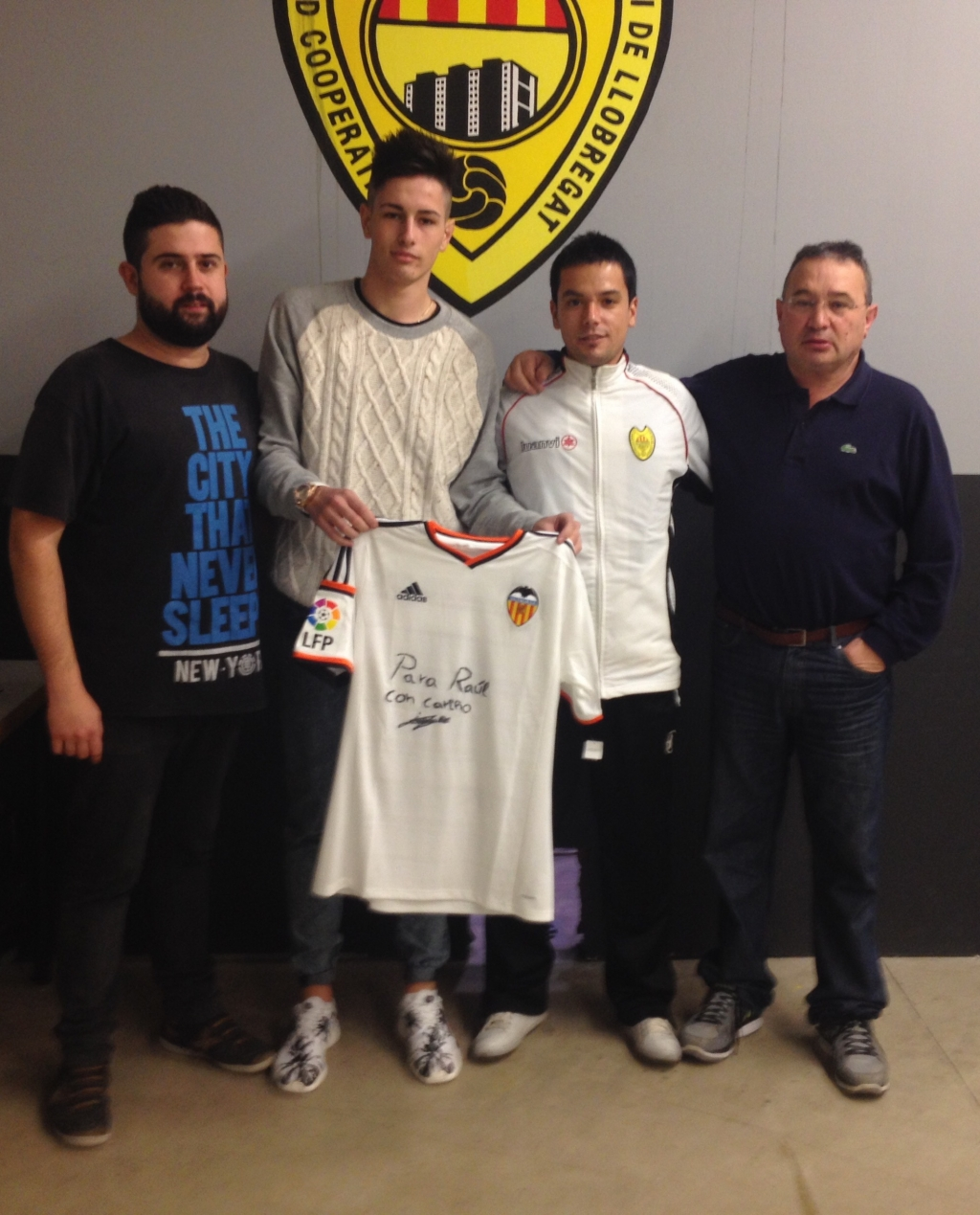 Juanma Baeza - Valencia CF