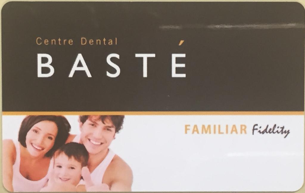 Ventajas Centro Dental Basté