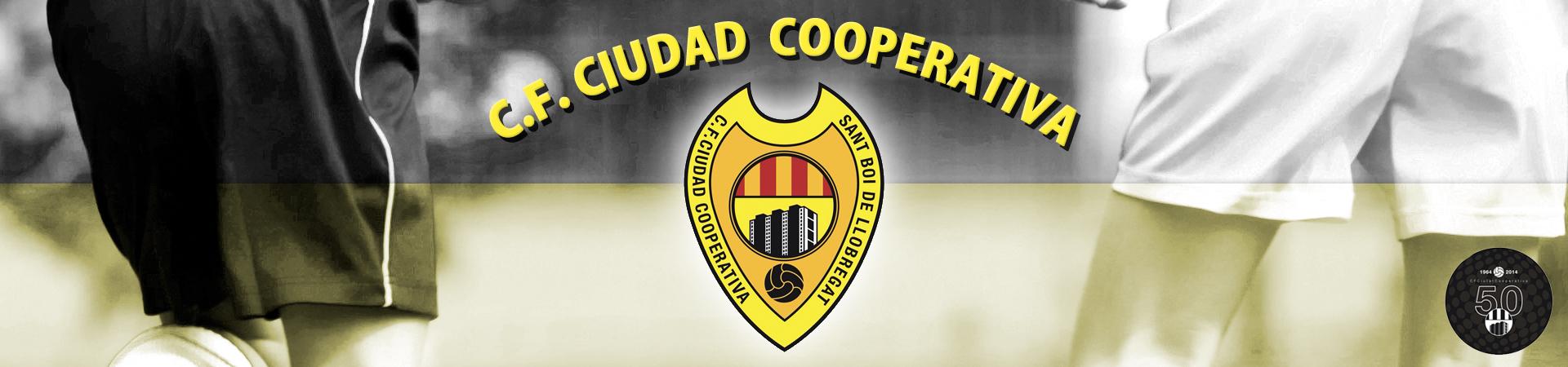 C.F. CIUDAD COOPERATIVA Entitats esportives Sant Boi de Llobregat Barcelona