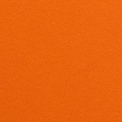 Melaminas Naranja Wax