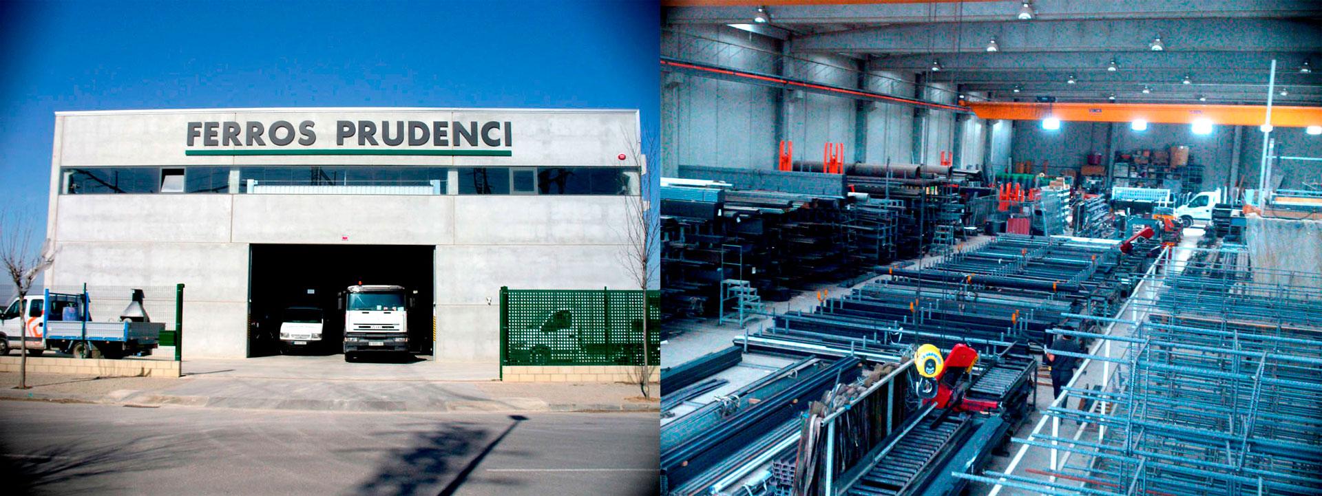 FERROS PRUDENCI Fabricación Lleida Lleida