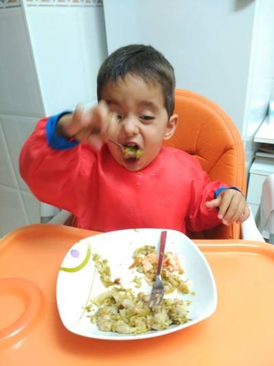 Consells per a que els nostres fills mengin fruites i verdures.