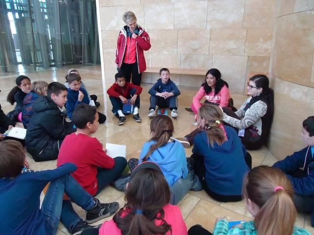Euskadi 2016. Visita al Museu Guggenheim de Bilbao