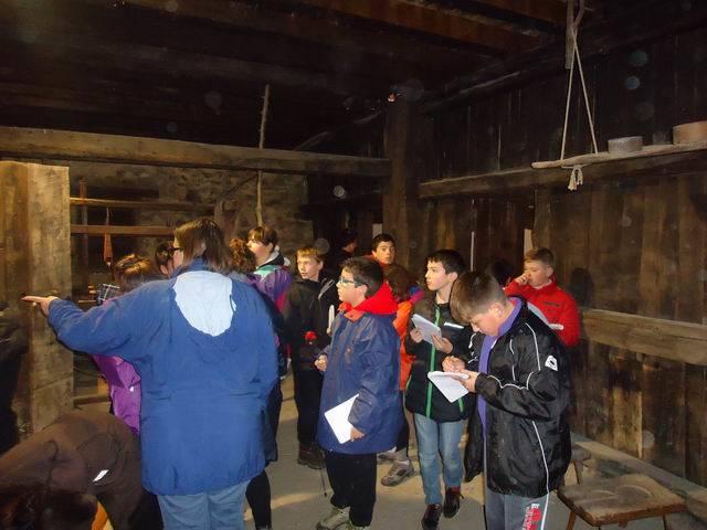 Euskadi 2016. Visita al Caserio Museo Igartubeiti. Ezkio-Itsaso.