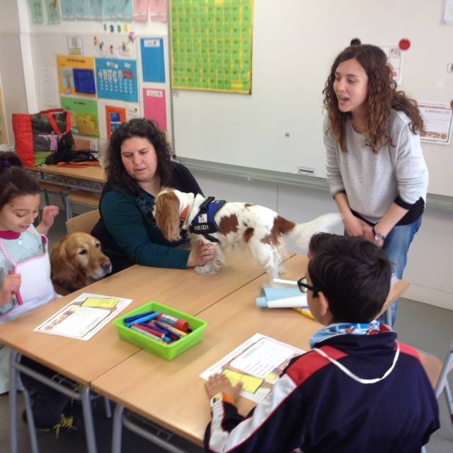 EDUCATION Animal Assisted We Mona 15/16 Session 10