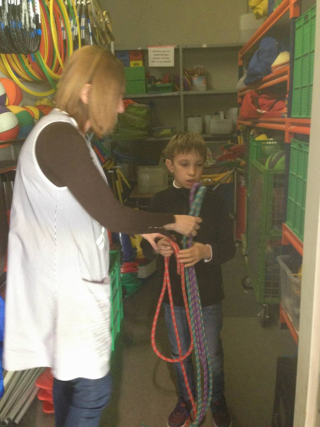 EDUCATION Animal Assisted 15/16 Session 9 We Psychomotor
