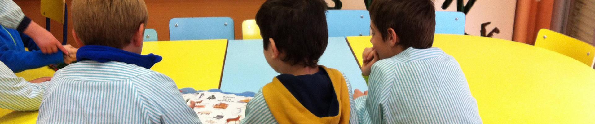 ESCOLA JOC DE LA BOLA Educació Lleida Lleida