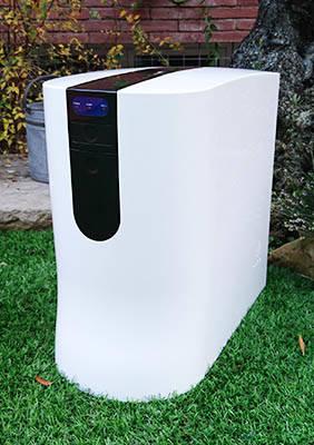 Osmosis Compacta doméstica VENTO 5 etapas con bomba