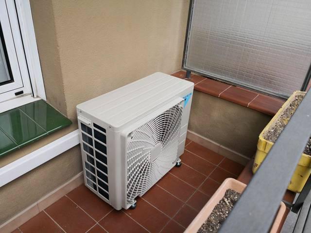 Aire Acondicionado Daikin en Igualada 1