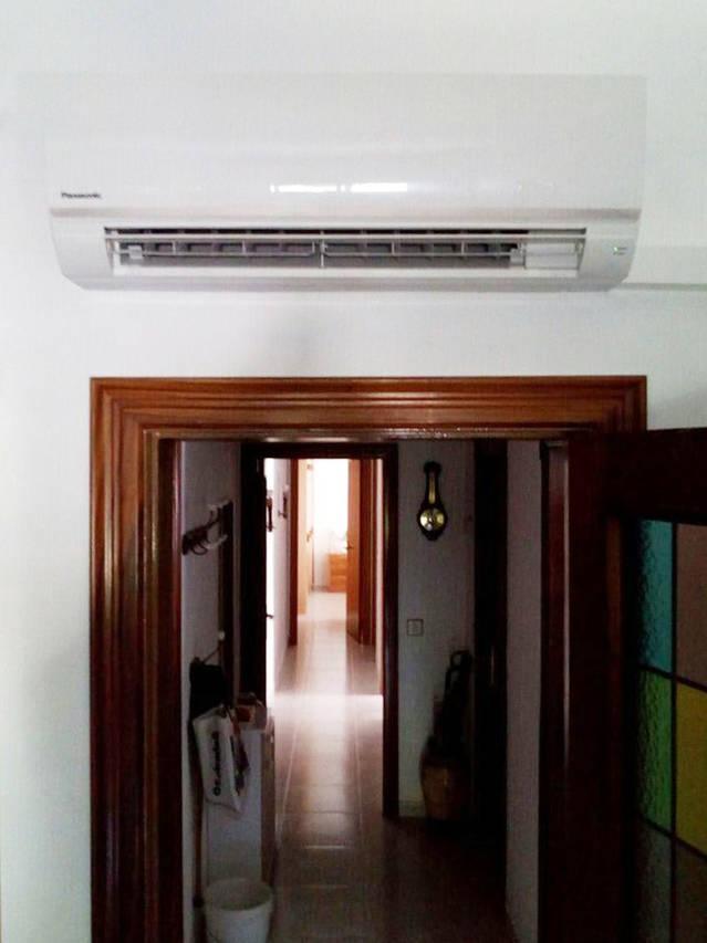 Aire Condicionat Panasonic a Igualada
