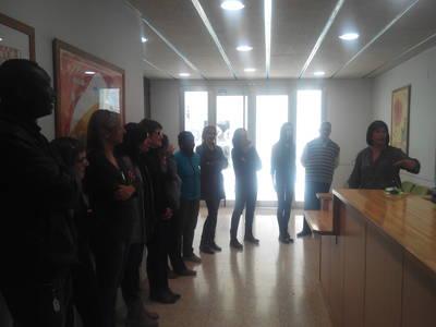 MASTER CLASS ATENCIÓ AL CLIENT AMB ANNA CREUS. ASSOCIACIÓ ALBA
