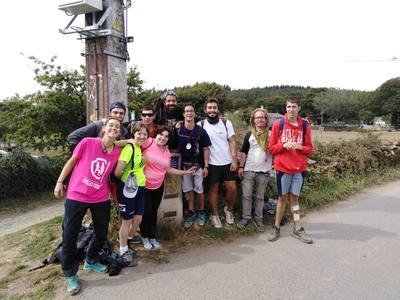 """Realitzem el Camino de Santiago amb l'intercanvi juvenil europeu """"Walk the talk"""""""