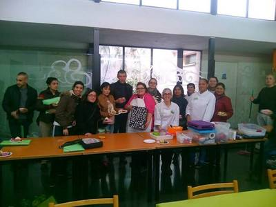 MASTER CLASS DE CUPCAKES AMB DOLÇ CAFE