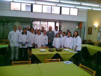 MASTER CLASS AMB ALBERT MARIMON (LA CAVA)