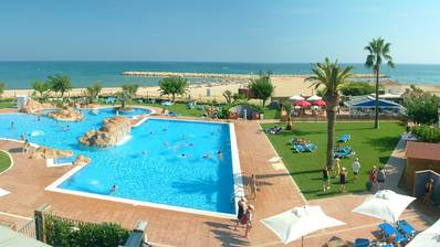 The Golden Beach Hotel