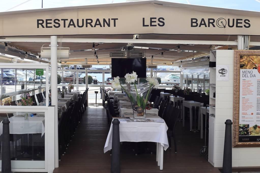 Restaurante les barques - Restaurante al punt ...
