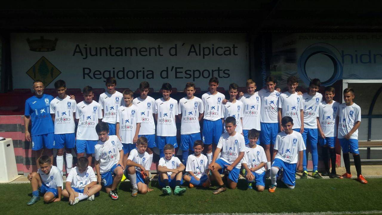 CAMPUS BOKOTO - RCD ESPANYOL Alpicat (Summer 2016) - 1st week