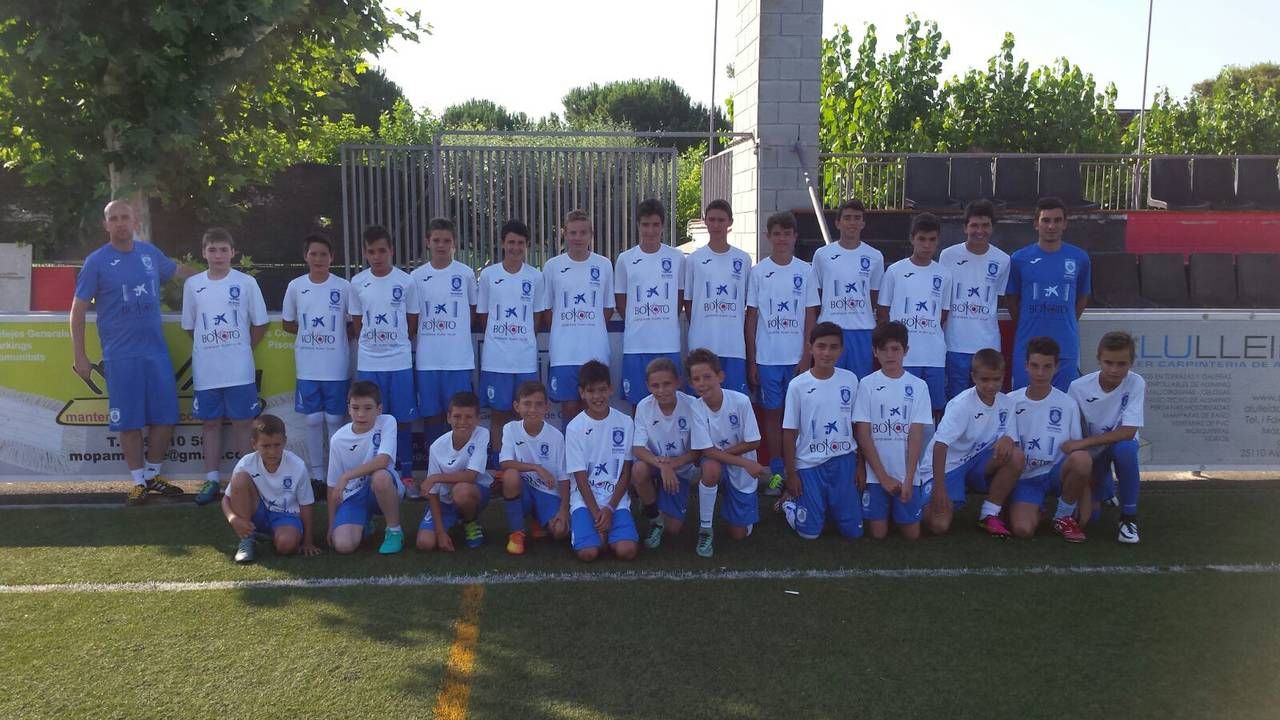 CAMPUS BOKOTO - RCD ESPANYOL Alpicat (Summer 2016) - 2nd week