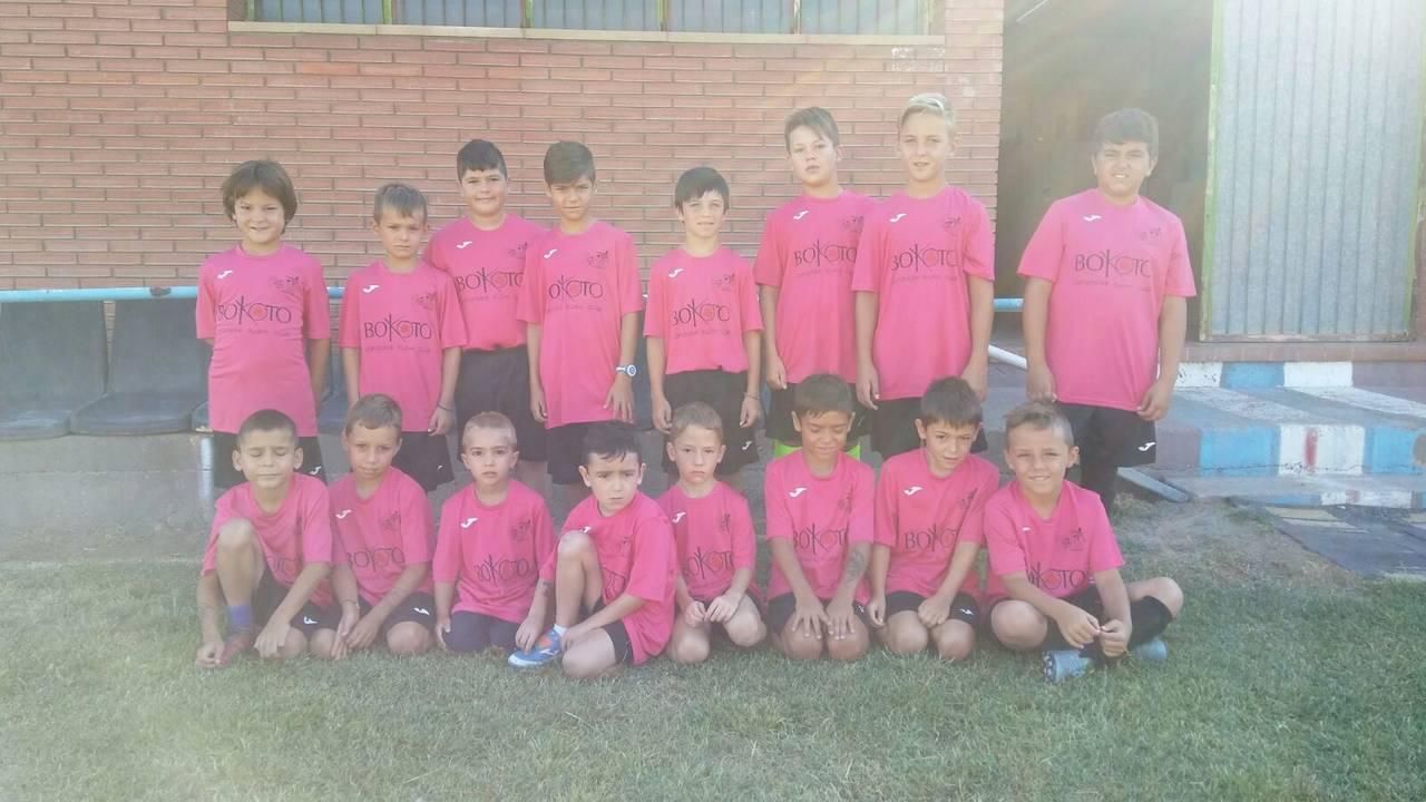 CAMPUS BOKOTO - LA TOCA Torregrossa (Summer 2016)