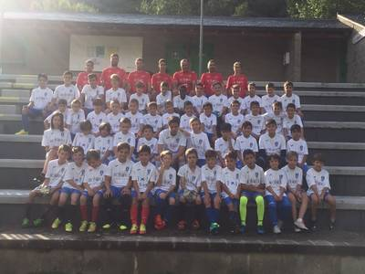 SUMMER CAMPUS BOKOTO - RCD ESPANYOL (Rialp 2017) - 2nd week