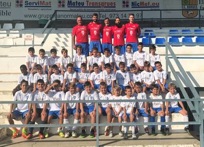 BOKOTO  - RCD ESPANYOL SUMMER CAMPUS (Les Borges Blanques 2017) - 2nd week