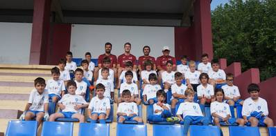 CAMPUS ESTIU BOKOTO - RCD ESPANYOL 2018 (La Seu d'Urgell - 1a setmana)