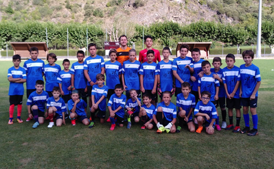 SUMMER CAMP LA TOCA, RIALP 2019 (2nd Week)
