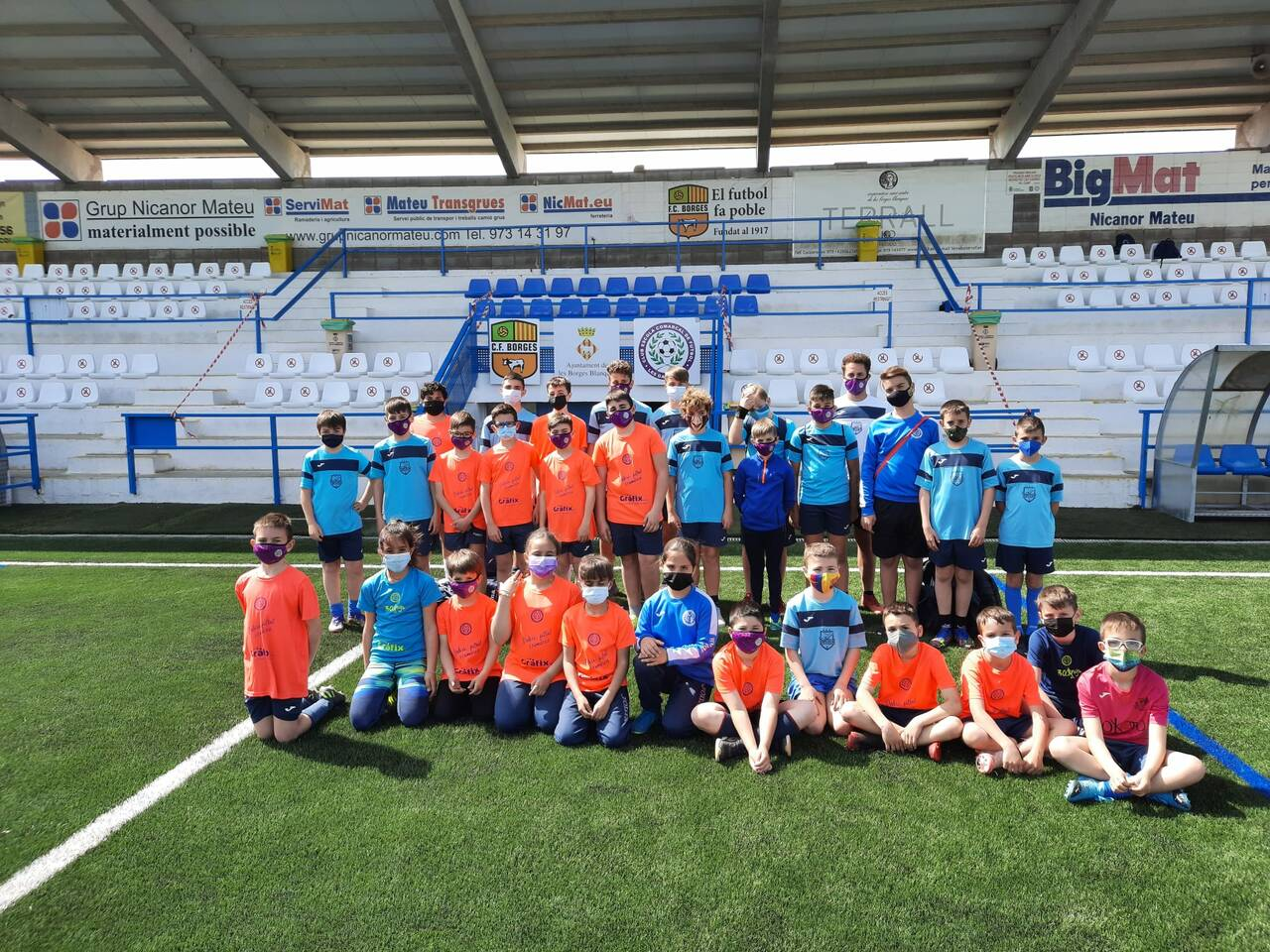 EASTER CAMPUS - BORGES BLANQUES (2020-21)