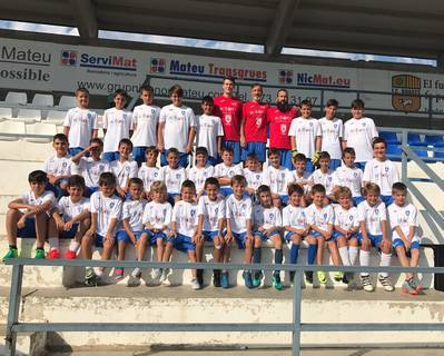 SUMMER CAMPUS BOKOTO - RCD ESPANYOL (Les Borges Blanques 2017) - 1st week