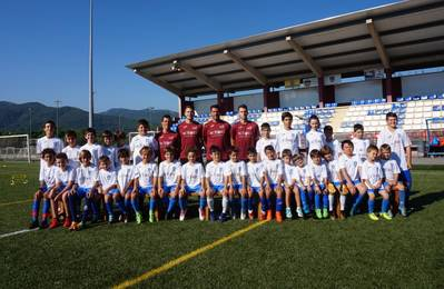 CAMPUS ESTIU BOKOTO - RCD ESPANYOL 2018 (La Seu d'Urgell - 3a setmana)