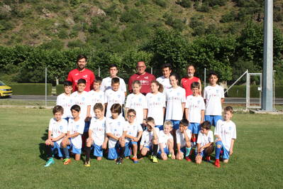 BOKOTO SUMMER CAMP - RCD ESPANYOL 2018 (Rialp - 2nd week)