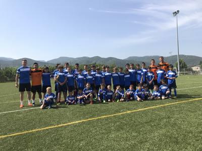 CAMPUS ESTIU LA TOCA, LA SEU D'URGELL 2019 (1a Setmana)