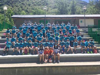 LA TOCA SUMMER CAMPUS, RIALP 2020 (2nd week)