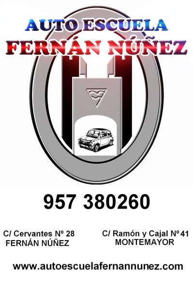 Autoescuela Fernán Núñez
