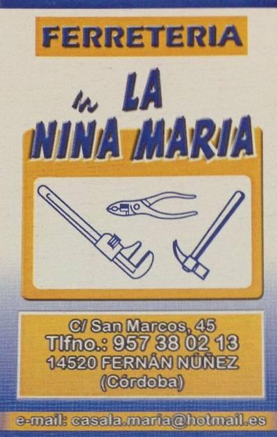 Casa la Niña María
