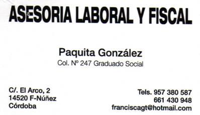 Francisca González Toledano