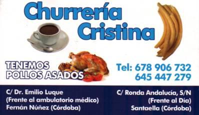 Churrería Cristina