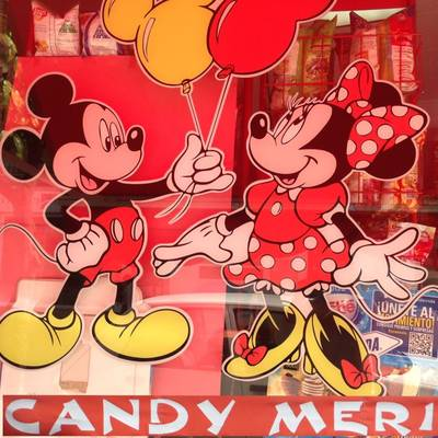 Candy Mery