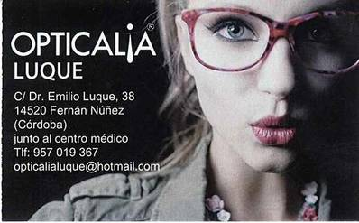 Opticalia Luque