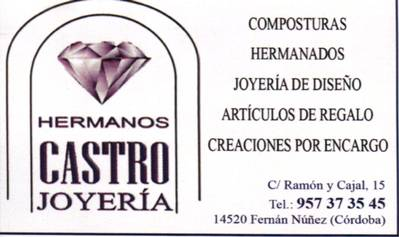 Hermanos Castro Joyería