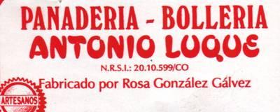 Panadería-Bollería Antonio Luque