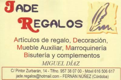 Jade Regalos