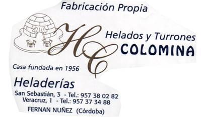 Helados Colomina
