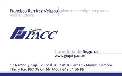 Grupo Pacc Fernán Núñez